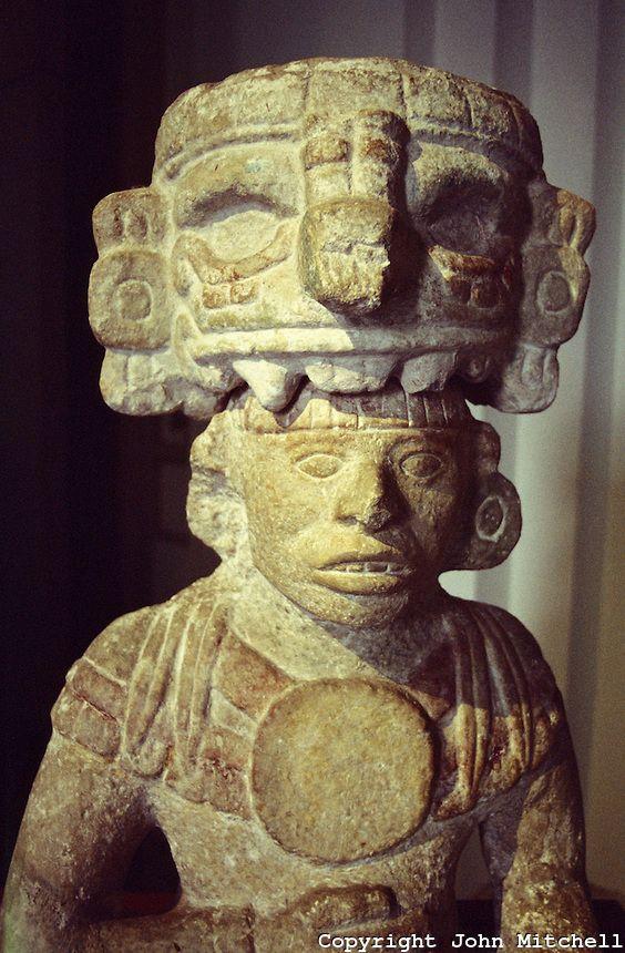 Museos arqueologicos de México