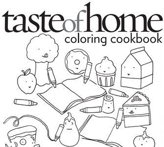 Taste-of-Home-Free-Coloring Book