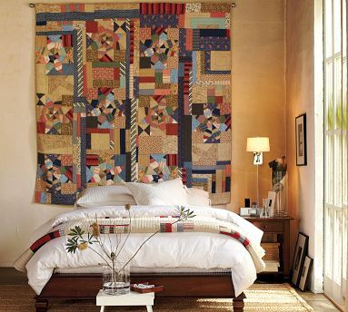 Quality Quilted Wall Hanging Quality Quilting Designs Pinterest
