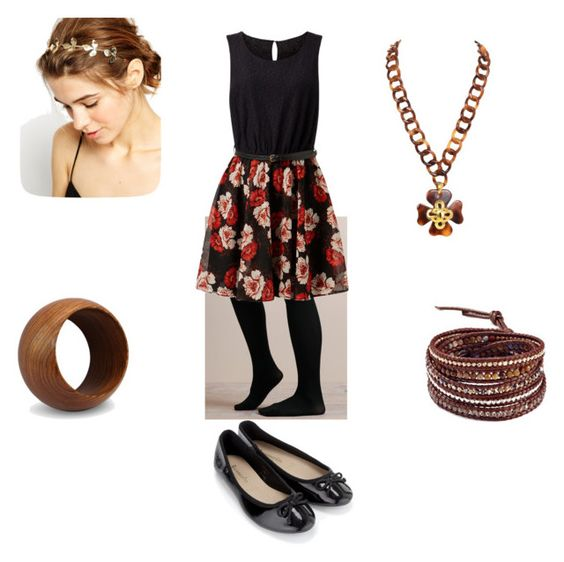 """""""Untitled #25"""" by rayjulianna ❤ liked on Polyvore featuring Accessorize, ASOS, NOVICA, Chan Luu and Chanel"""
