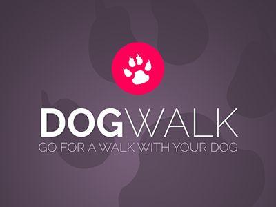 DogWalk Logo