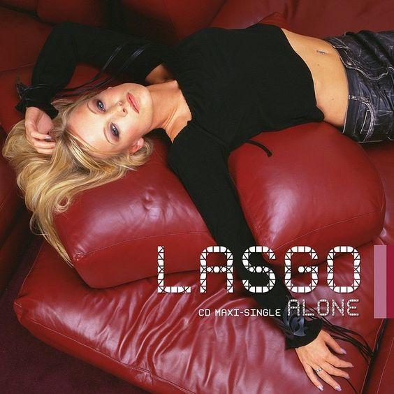 Lasgo – Alone (single cover art)