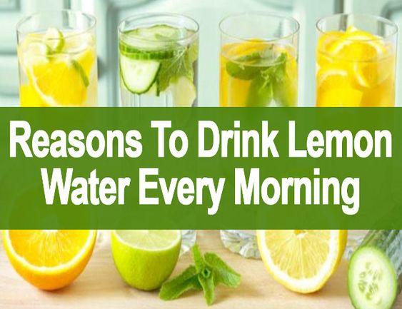 Lemon water benefits 17427
