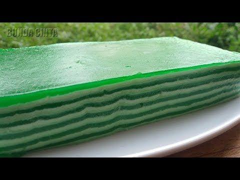 Resep Kue Lapis Tepung Ketan Youtube Food Cake Desserts