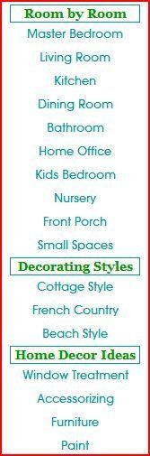 Decorating Ideas Made Easy ~ Beautiful Master Bedroom Makeover - DIY Show Off