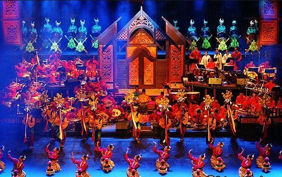 Lễ hội Hari Raya của những người theo đạo Hồi