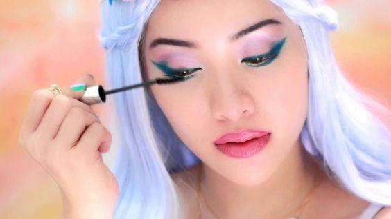 Michelle Phan Makeup tutorials (^_^) Free Spirit Summer Beauty Look & Dr...