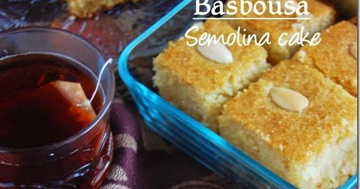 Basbousa or semolina cake is a Middle Eastern dessert dunked in simple sugar syrup. It goes by many different names and is wildly popular Le...