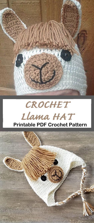 11 Animal Crochet Hat Patterns Cute Hats Crochet Hats Crochet Animal Hats Crochet Baby Hats