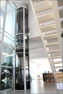 Vacuum lifts are available for 1 person 2 persons or 3 for Small elevators