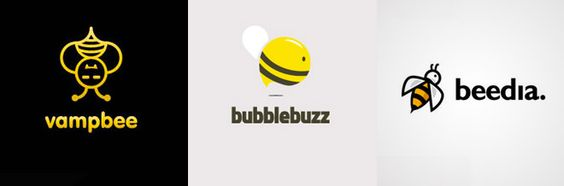 bee logo - Google Search