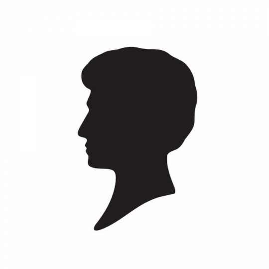 10 Black Head Silhouette Logo Silhouette Illustration Logo Silhouette Black Woman Silhouette