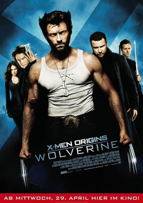 Watch X Men Origins Wolverine 2009 Full Movie Online Wolverine Film X Men Wolverine 2009