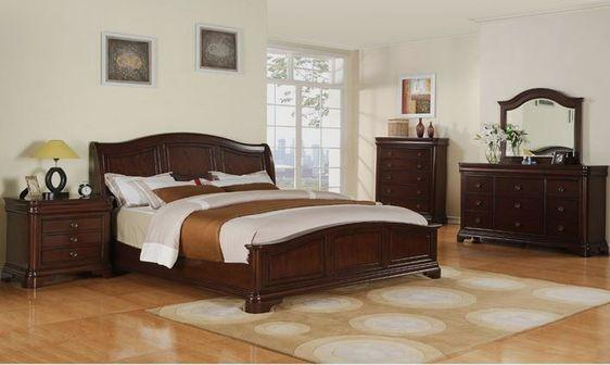 camas king size clásica