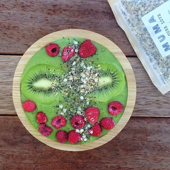 Coriander cilantro, Smoothie bowl and Celery