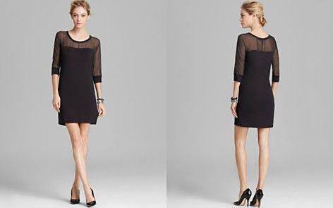 Splendid Dress - Sheer Detail _2