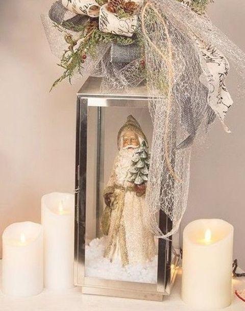 40 Unique Diy Christmas Lantern Decoration Ideas Inspo Hike N Dip Kerst Lantaarns Kerst Thuis Kerstdecoratie