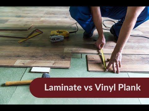 Luxury Vinyl Plank Vs Laminate Flooring Pros Cons Youtube In 2020 Vinyl Plank Luxury Vinyl Plank Luxury Vinyl