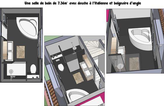 Pinterest le catalogue d 39 id es - Cout d une salle de bain a l italienne ...