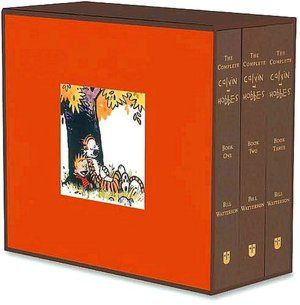 The complete Calvin and Hobbs.