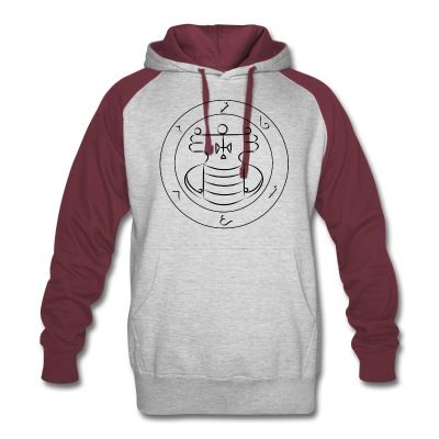 Agares Demon Sigil Sweatshirt Hoodie! For fans of the supernatural, mythological, and mystical! #demon #sigil #supernatural #occult