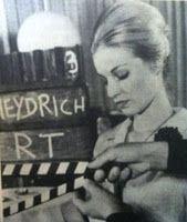 Na tropie Płowej Bestii: Córeczka Tatusia- Rzecz o Silke Heydrich