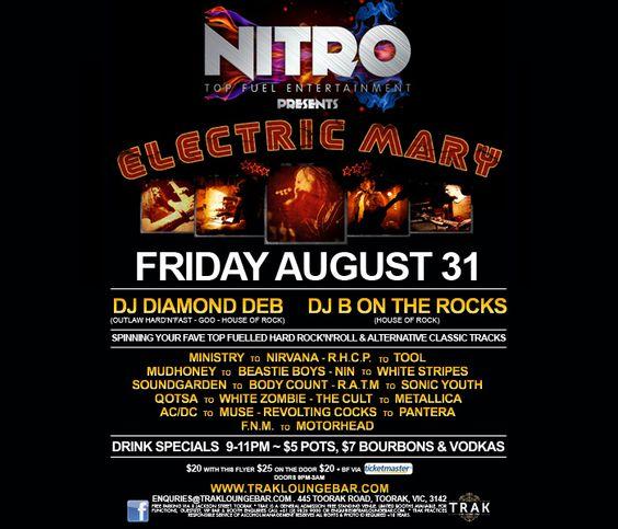 NITRO Feat Electric Mary
