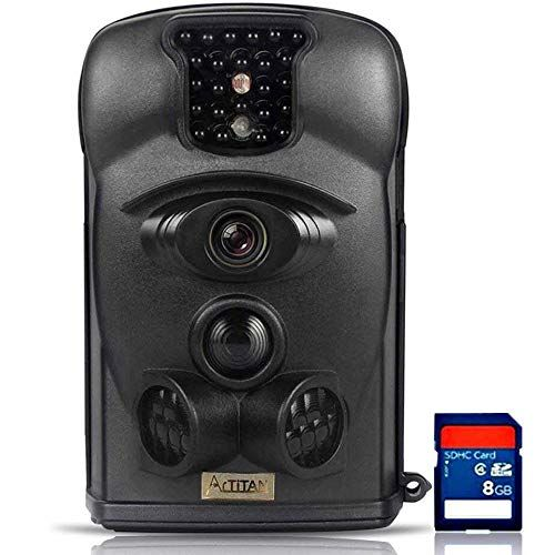 Discounted Artitan Trail Game Camera 12mp 120 Wide Angle Wildlife Cam Motion Activated Night Vision Up To 65ft Inf With Images Game Cameras Night Vision Waterproof Outdoor