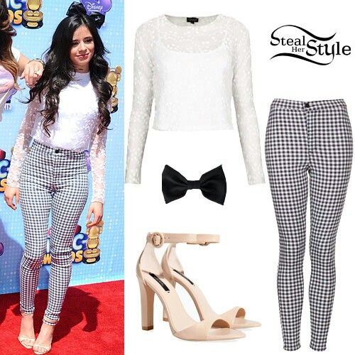 Camila Cabello fashion: