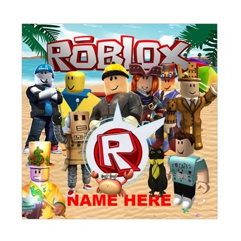 Roblox Duvet Cover Full Size Other Sizes Available Roblox Robux
