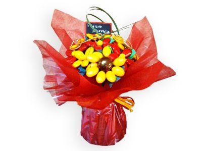 bouquet en dragés