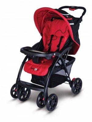 Baby2Go 8870 Cruise Bebek Arabası-kırmızı