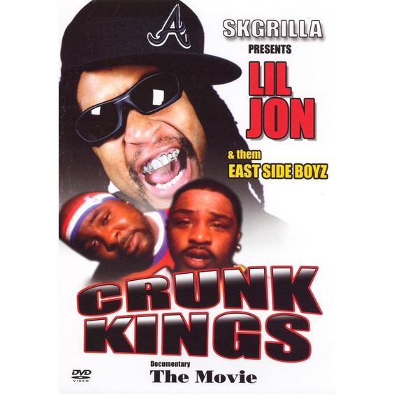Lil Jon & Them East Side Boyz: Crunk Kings - The Movie [DVD/CD]