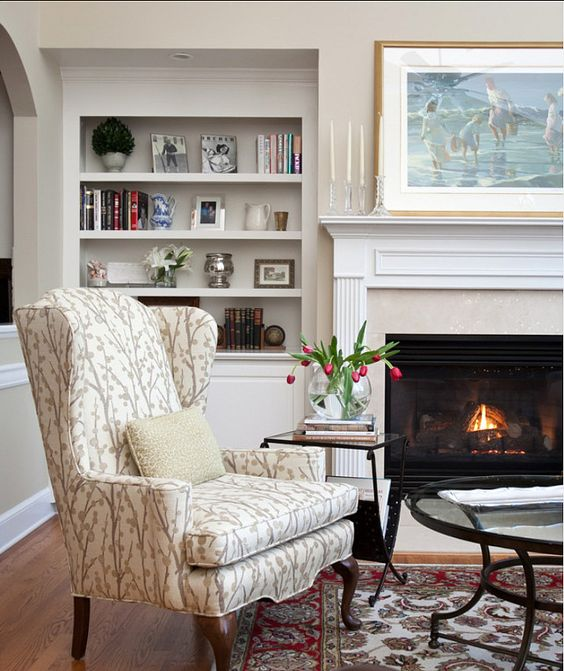 Paint Colors, Fireplaces And Pictures On Pinterest