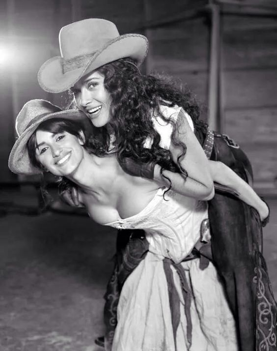 Salma and Penelope