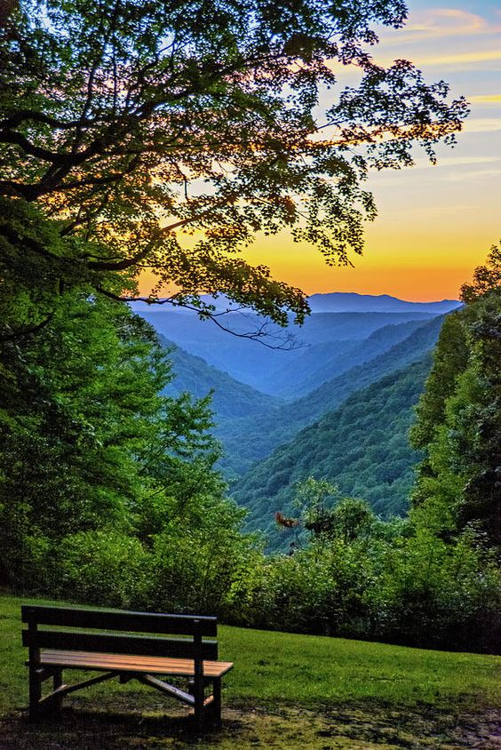Babcock State Park Photograph - Almost Heaven - West Virginia 3 by Steve…