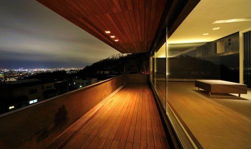 Boukyo House. Nakayama Architects. Sapporo, Japan images (c) Ken Goshima