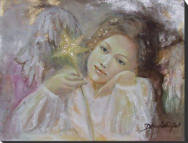 Angel by dorina costras