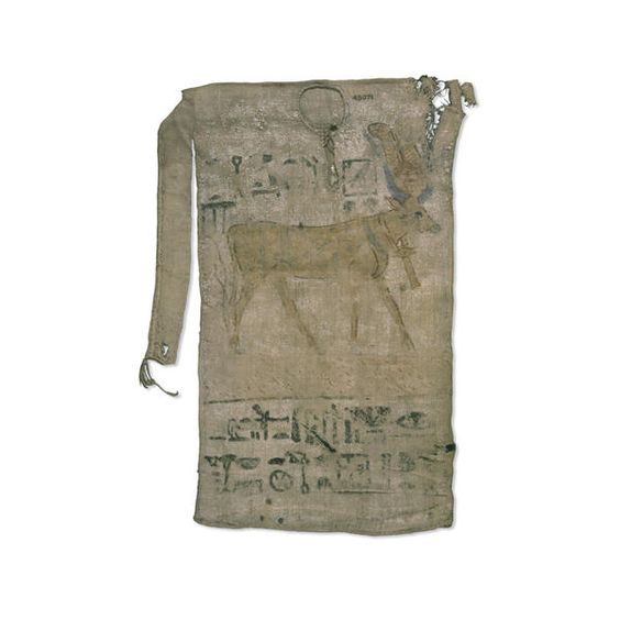 long sleeved linen tunic 1275bc thebes