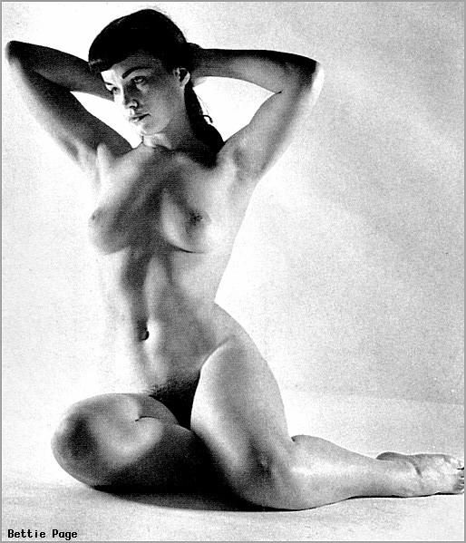 Nude Betty Page 18
