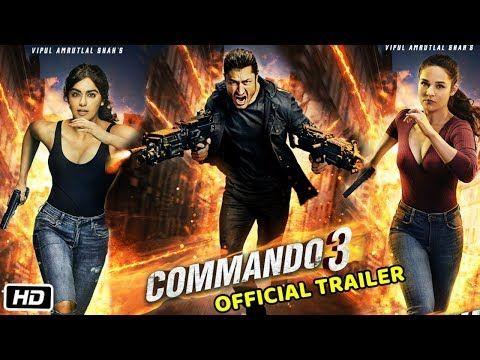 Movie Furor Commando 3 Movie Releases Romantic Movies Upcoming Series