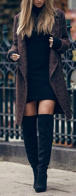Winter Outfits Ideas - Street style