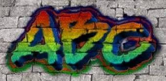 3D Graffiti Creator - Make 3D graffiti texts, effects, logos, names, letters and banners online