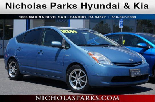 Hatchback 2007 Toyota Prius With 4 Door In San Leandro Ca 94577