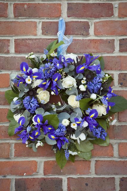 christening wreath - Google Search
