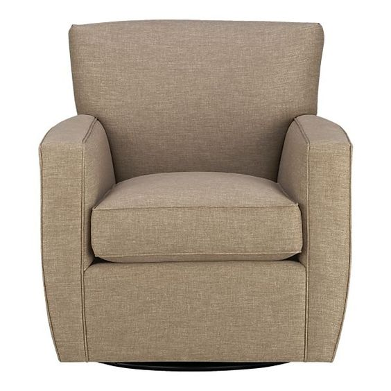 Great swivel chair to spin and watch the kids in the backyard.