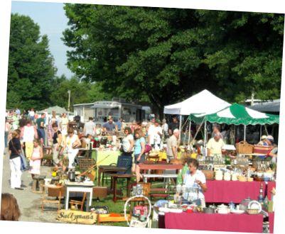 Burlington Antique Show, Boone County Ky Fairgrounds, 3Rd Sunday