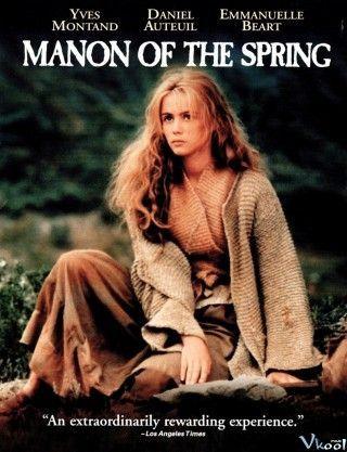 Phim Manon Suối Nguồn