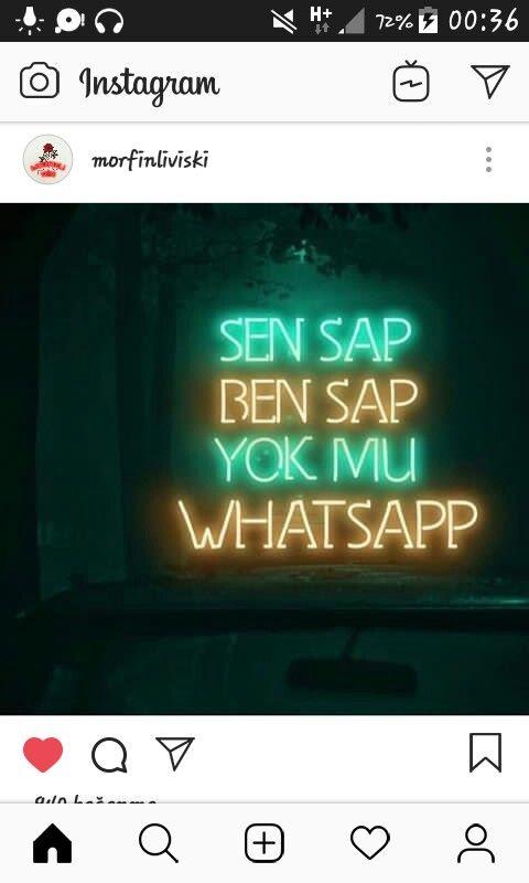 Sen Sap Ben Sap Yokmu Whatsapp Mizah Alintilari Neon Bff Sozleri