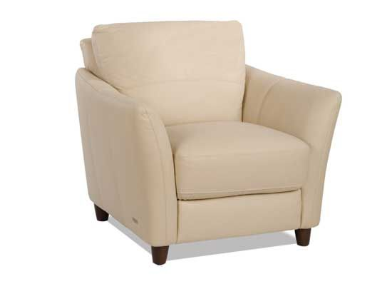 Scandinavian Designs Cillia Leather Chair 599 36 0 W X